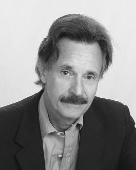 Frank Santorsala portrait bw