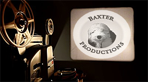 projector Baxter Productions media